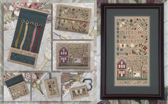 The Pastoral - Cross Stitch Pattern