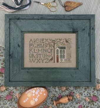 Simply Spring - Cross Stitch Pattern