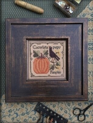 Pumpkin - Cross Stitch Pattern