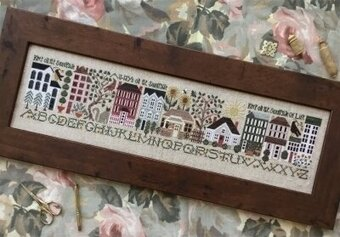 Sunnyside Sampler - Cross Stitch Pattern