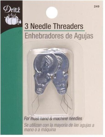 Metal Needle Threaders