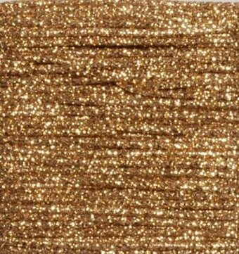 Crafting Cord - Gold Glitter