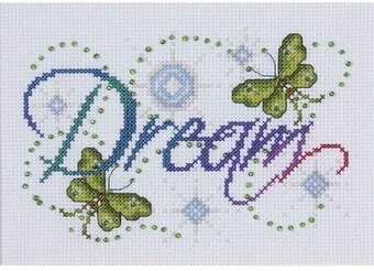 Dream - Cross Stitch Kit