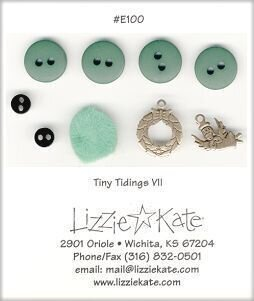 Embellishment Pack for Tiny Tidings VII
