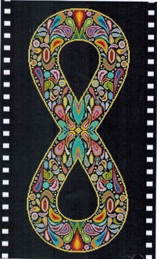 Forever - Cross Stitch Pattern