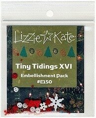 Embellishment Pack for Tiny Tidings XVI