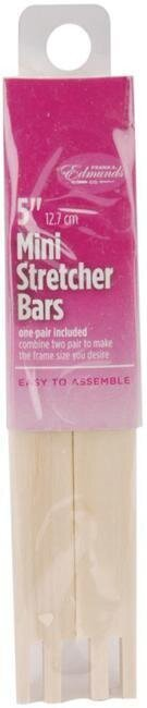 "Mini Stretcher Bars - 5"" x 1/2"""