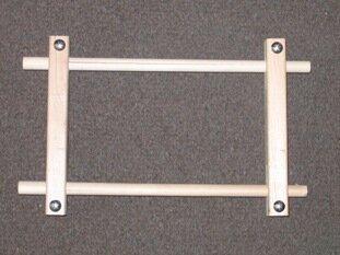 F A Edmunds Universal Craft Stand Scroll Frame Not