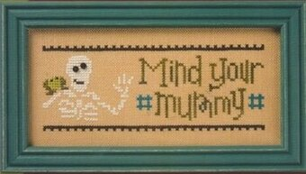 Halloween Rules - Mind Your Mummy/Sit for a Spell