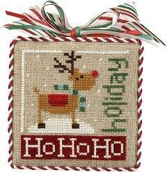 Jingles - HoHoHo Holiday - Cross Stitch Pattern