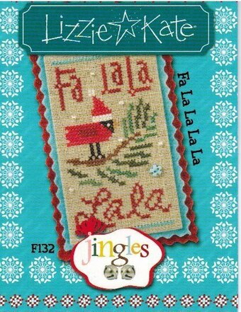 Jingles - Fa La La La La - Cross Stitch Pattern
