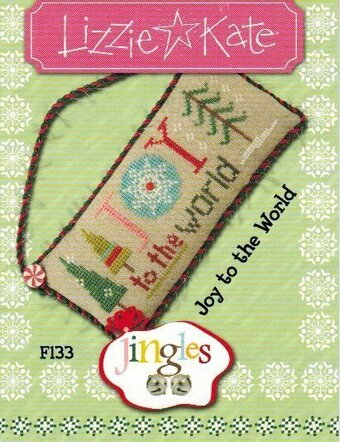 Jingles - Joy to the World - Cross Stitch Pattern