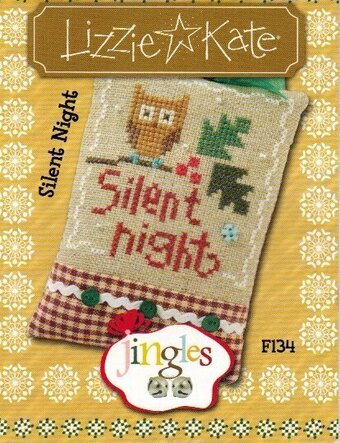 Jingles - Silent Night - Cross Stitch Pattern