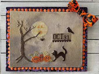 October 31st - Cross Stitch Pattern