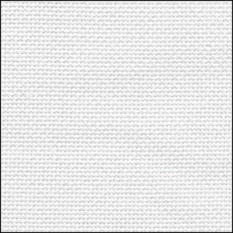 28 Count Glow in the Dark Evenweave Fabric 18x35