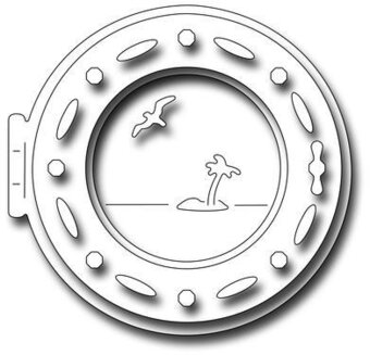 Porthole - Craft Die