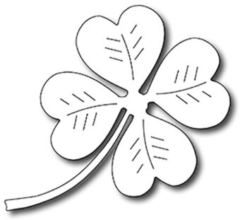 Four Leaf Clover - Frantic Stamper Craft Dies