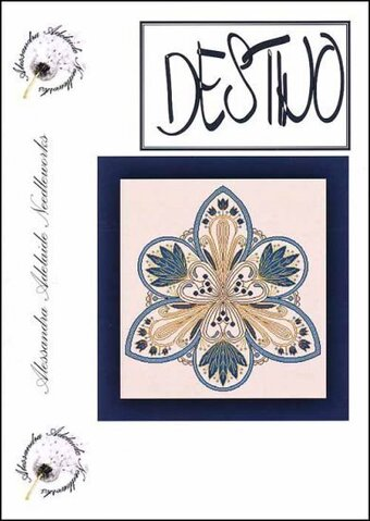Destino - Cross Stitch Pattern