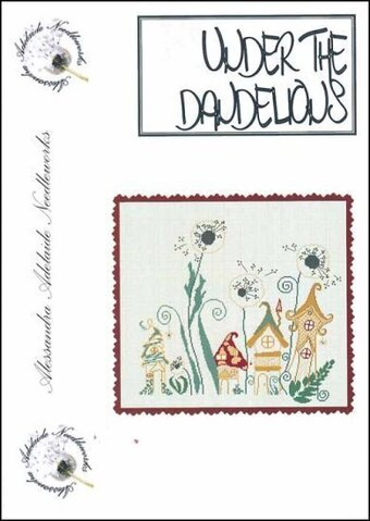 Under the Dandelions - Cross Stitch Pattern