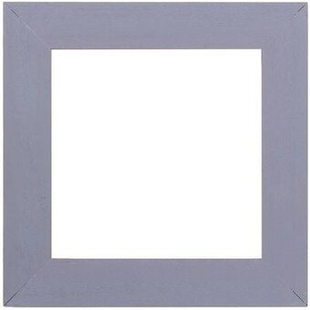 6 x 6 Matte Periwinkle Frame