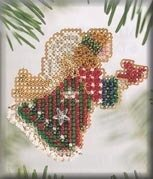 Christmas Angel 2004 - Beaded Cross Stitch Kit