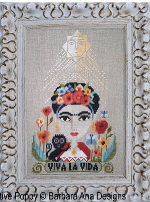 Viva La Vida - Cross Stitch Pattern