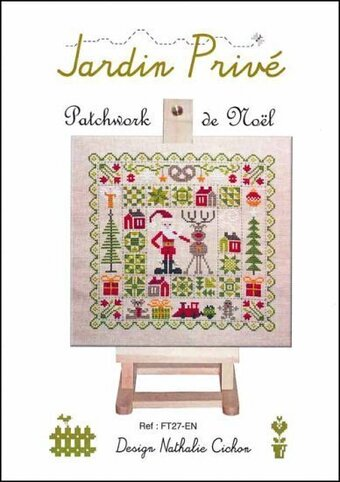 Patchwork De Noel - Cross Stitch Pattern