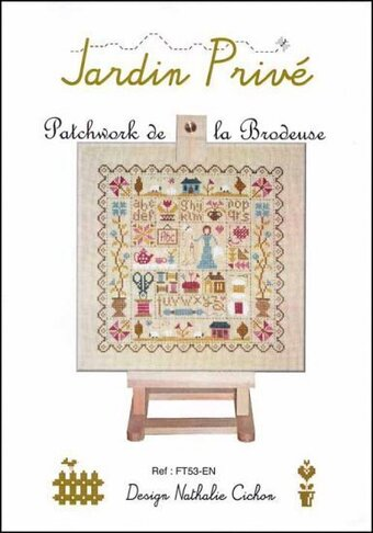 Patchwork de la Brodeuse - Cross Stitch Pattern