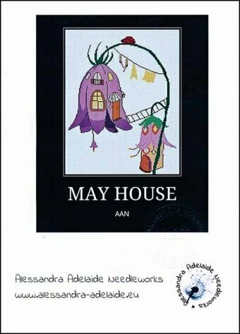 May House - Cross Stitch Pattern