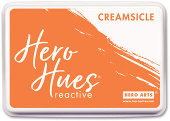Creamsicle Reactive Ink Pad