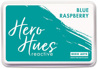 Blue Raspberry Reactive Ink Pad