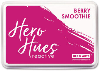 Berry Smoothie Reactive Ink Pad