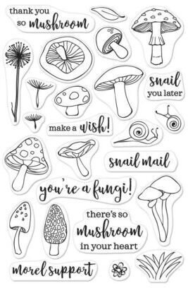 You're A Fungi - Clear Stamp