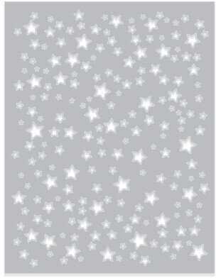 Star Confetti Fancy Die
