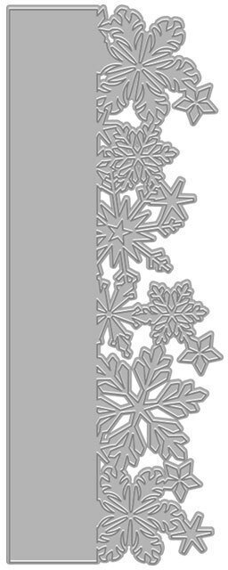 Snowflake Edge - Christmas Craft Die