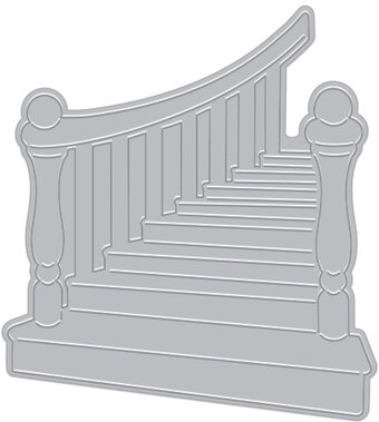 Staircase Fancy Die - Craft Die