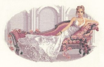 Abbi (John Clayton) - Cross Stitch Pattern