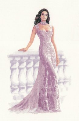 Francesca (John Clayton) - Cross Stitch Pattern