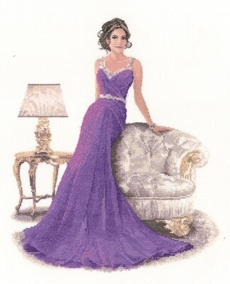 Grace - John Clayton - Cross Stitch Pattern