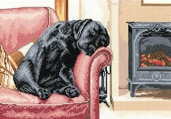 After the Walk - Cross Stitch Pattern