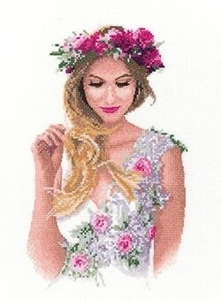 Emily - Cross Stitch Pattern