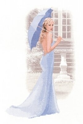 Chloe - John Clayton - Cross Stitch Pattern