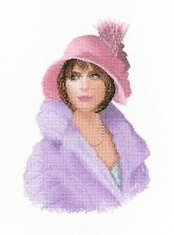Harriet (John Clayton) - Cross Stitch Pattern