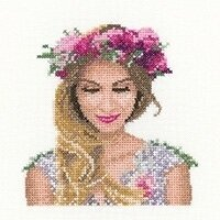 Emily - John Clayton Miniatures - Cross Stitch Pattern