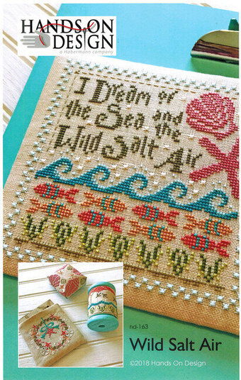 Wild Salt Air - Cross Stitch Pattern