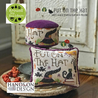 Put on the Hat - Cross Stitch Pattern