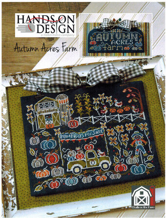 Autumn Acres Farm - Cross Stitch Pattern
