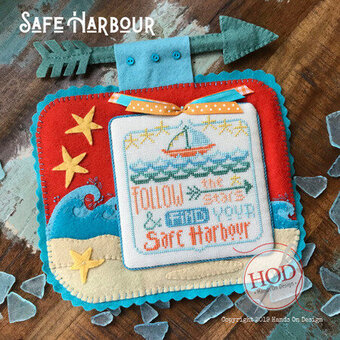 Safe Harbor - Cross Stitch Pattern