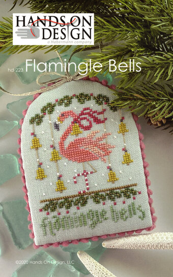 Flamingle Bells - Cross Stitch Pattern