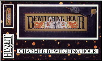 Bewitching Hour - Cross Stitch Pattern